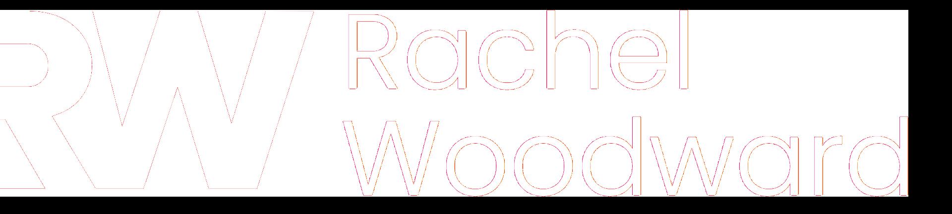 Rachel Woodward Logo
